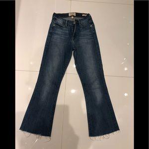 Frame Denim Jeans - Frame Le high flare denim